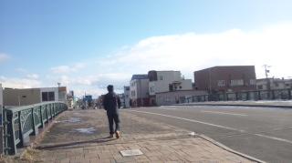 新年 初散歩♪